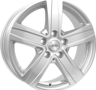 "16"" INTER ACTION VN5 - Silver 6,5x16 - ET32"