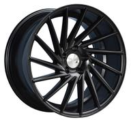 "20"" 1AV WHEELS - ZX1 - SATIN BLACK - LEFT/RIGHT"