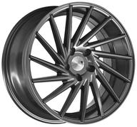 "18"" 1AV WHEELS - ZX1 - GREY - LEFT/RIGHT"
