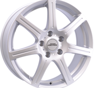 "17"" INTER ACTION SIRIUS - Silver 7x17 - ET40"