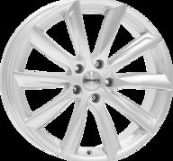 "19"" MONACO GP6 - Silver 8,5x19 - ET40"