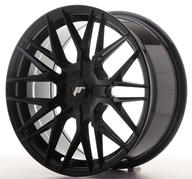 "17"" JAPAN RACING JR28 GLOSSY BLACK"