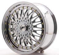 "17"" JAPAN RACING JR9 CHROME"