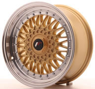 "16"" JAPAN RACING JR9 GOLD"