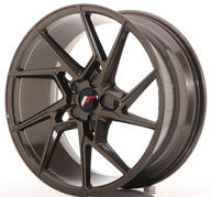 "19"" JAPAN RACING JR33 BRONZE"