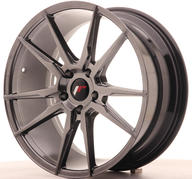 "19"" JAPAN RACING JR21 HYPER BLACK"
