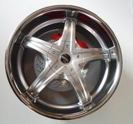"""22"""" Inoxera - Hyper silver polish"""