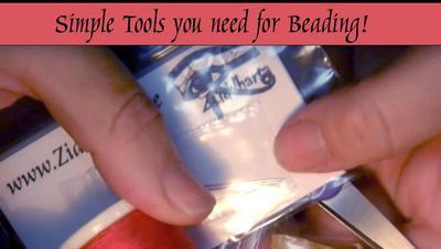 #DIY Videos #Smyckestillverkning Pärlor & glaspärlor: Smyckestillverkning: De viktigaste verktygen & smyckestängerna du behöver!