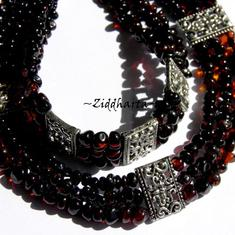 AncientEgyptian: Black /RubyRed Amber /Rav /Bärnsten