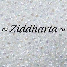 5gram Miyuki Seed Beads 15/0 - Crystal Iris - ca 1250 pärlor