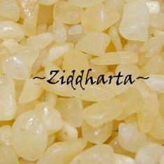 10gr Gyllene & Halvtransparanta: Aragonite chips