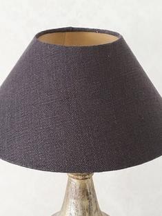 LAMPSKÄRM AV LINNE