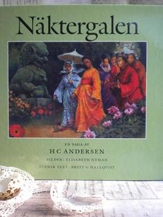 NÄKTERGALEN - H.C ANDERSEN