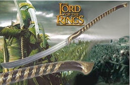 High Elven Warrior Display Sword