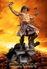 Conan: Rage of the Undying Premium Format Figure