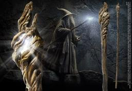 The Hobbit - Gandalf Illuminating Staff