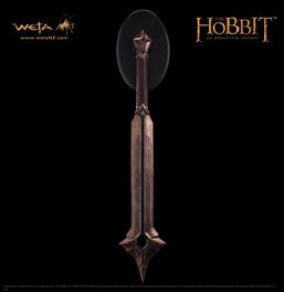 The Hobbit: Balin's Mace prop replica