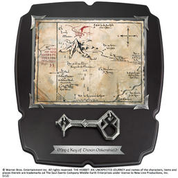 The Hobbit: Thorin's Key and Map Full Size Key Noble