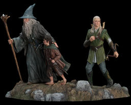 Fellowship of the Ring Diorama Set 1