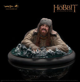 Bofur the Barrel Rider - Mini Statue