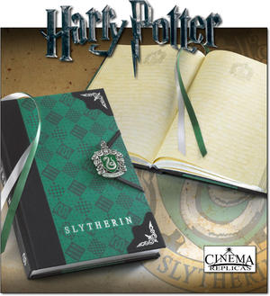 Slytherin dagbok