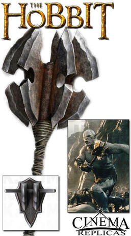 Mace of Azog The Defiler
