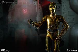 C-3PO Premium Format Statue