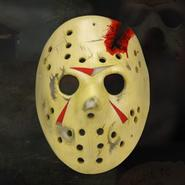 Friday the 13th Part 4: Final Chapter Jason Mask Prop Replica