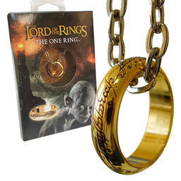 The One Ring, Stainless Steel on Chain