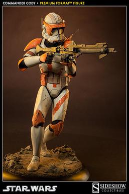 Commander Cody Premium Format Figure