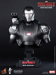 Iron Man 3: War Machine 1:4 Bust
