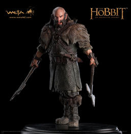 The Hobbit: Dwalin 1/6 statue