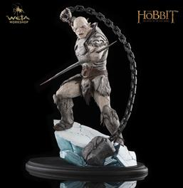 The Hobbit: Azog - Commander of Legions statue