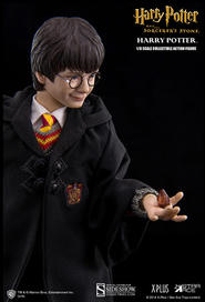 Harry Potter 1/6 action figure with costume