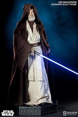 Obi-Wan Kenobi Legendary Scale Figure