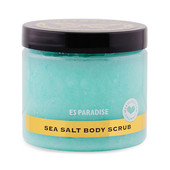 Sea Salt Body Scrub, Es Paradise