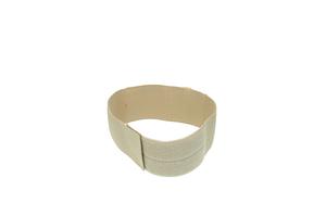 Beige waist belt, XL