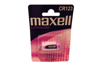 Maxell CR123 - 3V
