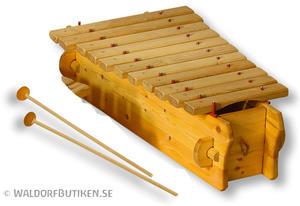 Musikinstrument: Marimba Diatonisk 11 toner (XDL011)