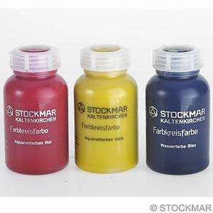 Stockmar Aquarellfärger 50ml 3pack