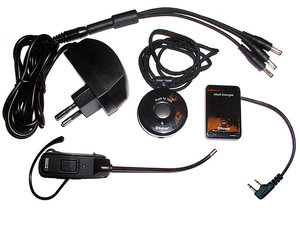 Bluetooth vinklad kontakt