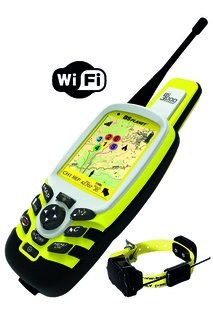 Hundpejl BS3000EVO MAP WIFI + Halsband BS119