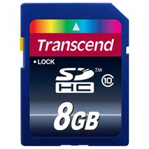 Transcend 8GB Class 10