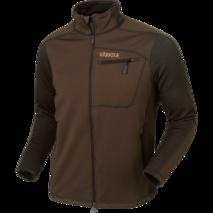 Härkila Vestmar Hybrid Fleece jacka