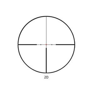 Delta Optical Titanium 1.5-9x45 Belyst