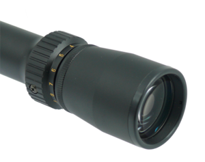 Delta Optical Titanium 4.5-14x44 AO FFP HFT