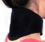 Magnetic Tourmaline Thermal Self-Heating Neck Pad