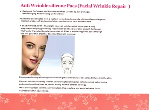 Anti Wrinkle Facial Pads