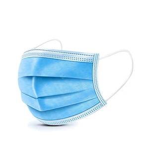 10-Pack of Disposable Face Mask