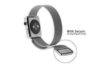 Milanese Loop Stainless Steel Apple Watch Band